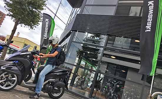 レンタルバイク819札幌店(カワサキ札幌)