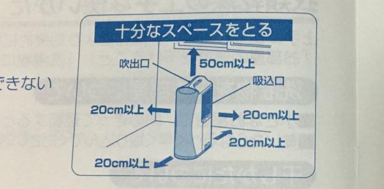 CD-S6319の使用上の注意