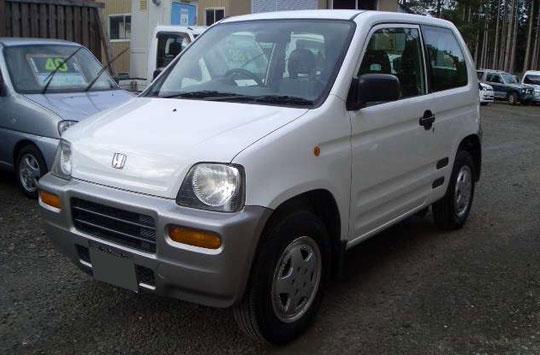 ホンダの軽SUV、Z(ゼット)