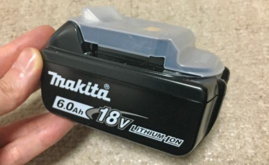 バッテリーは純正を購入