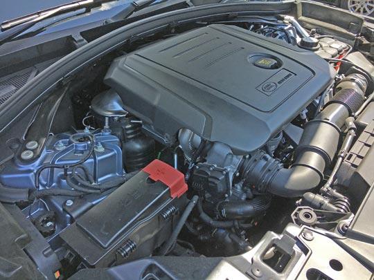 ヴェラール新型ディーゼルエンジン・インジニウム