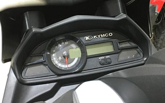 G-Dink250iのメーター