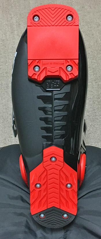 HF90Rのブーツ裏