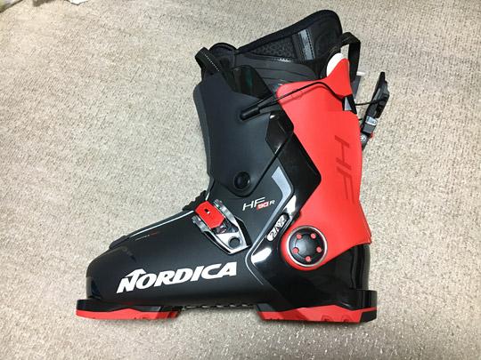 スキーブーツノルディカHF90R